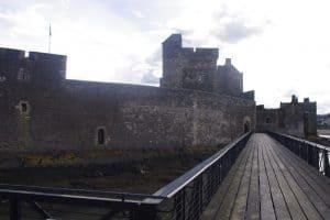 Poveste din Fortăreață cu paji, castelane și pantere